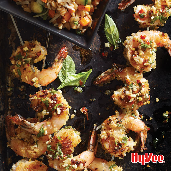 Marinated Italian Shrimp Hy Vee